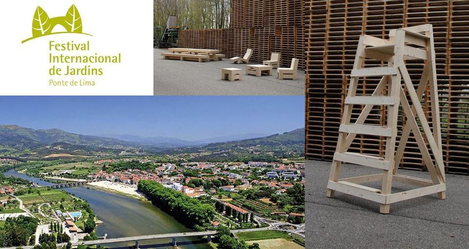 WUDTHING @ Festival Internacional de Jardins - Ponte de Lima ...
